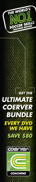 Coerver Coaching Ultimate Bundle