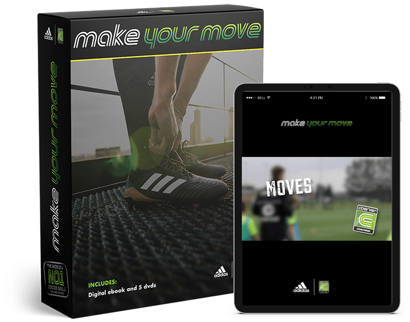 Make Your Move Box iPad