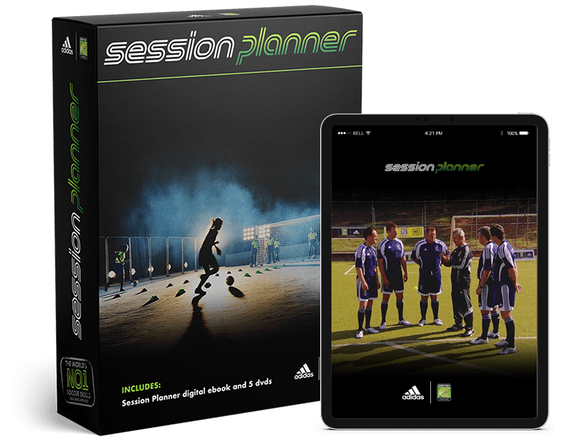 Session Planner Box iPad Shadow